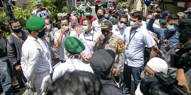 Ingin Ambil Jenazah 6 Laskar, FPI: Kami Diusir dari RS Polri