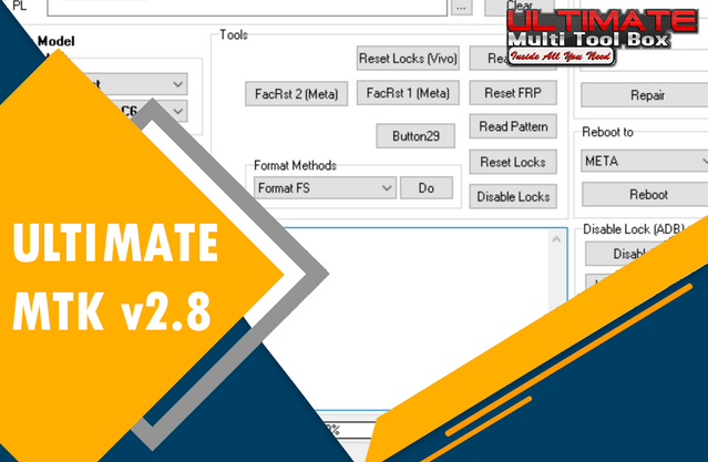 UMT UltimateMTK v2.8 Crack Download 2020