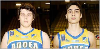 Ανανέωσαν οι νεαροί ΣερβοΚύπριοι Lukovic και Zdravic