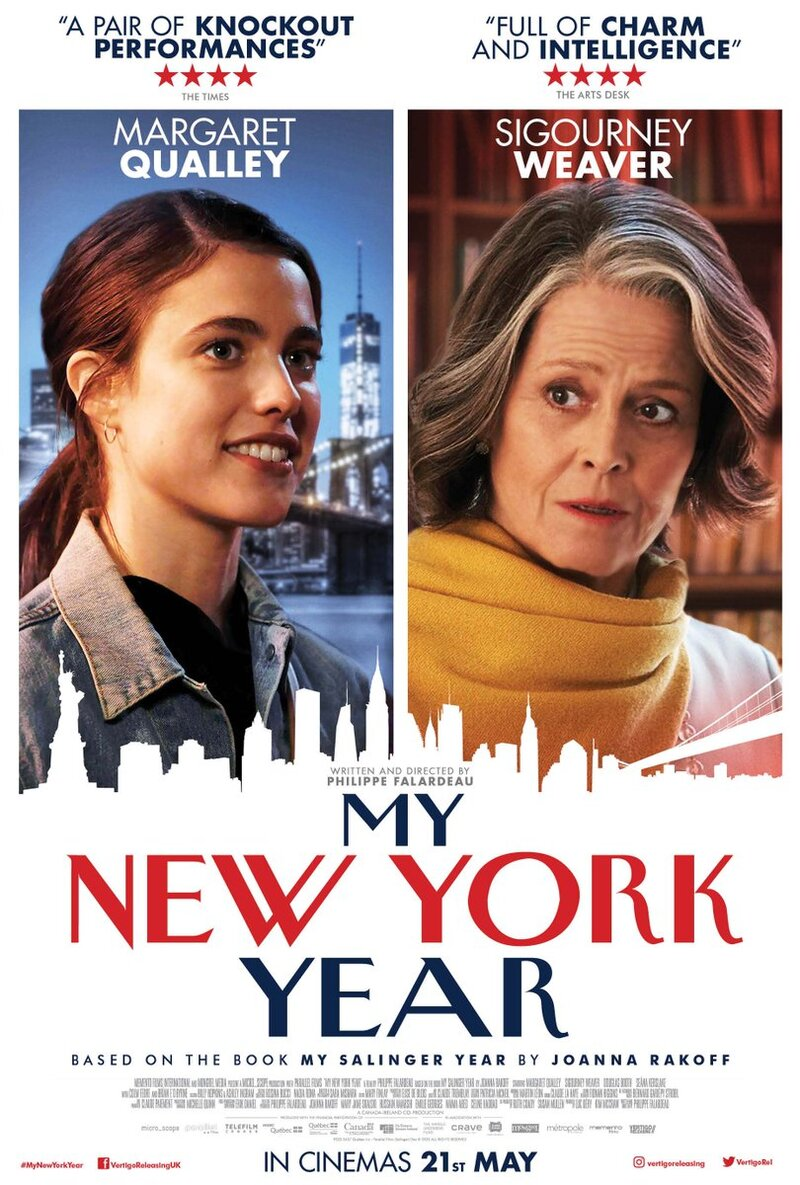 my new york year poster