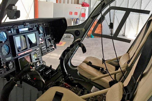MD 902 Explorer cockpit