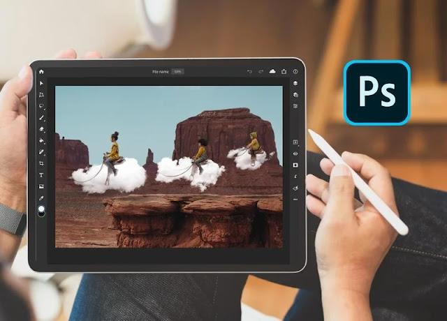 Photoshop: rilasciato importante aggiornamento per le versioni iPad e Desktop