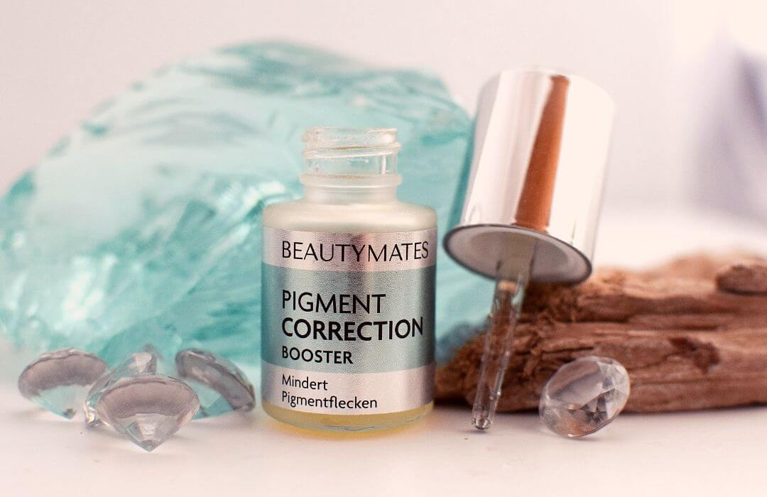 Beautymates-Pigmentscorrection-Booster-Test