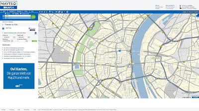 landkartenblog map24 ist bald geschichte ovi von nokia. Black Bedroom Furniture Sets. Home Design Ideas
