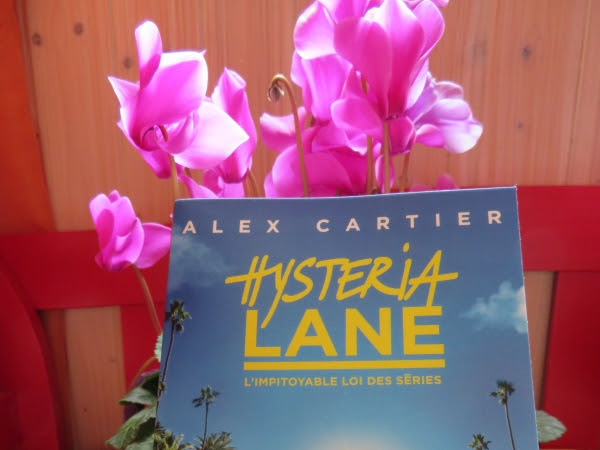 Hysteria lane de Alex Cartier
