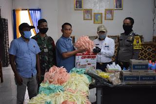 Inalum Serahkan Bantuan Masker, Vitamin dan Disinfektan ke 3 Desa di Sekitar Perusahaan