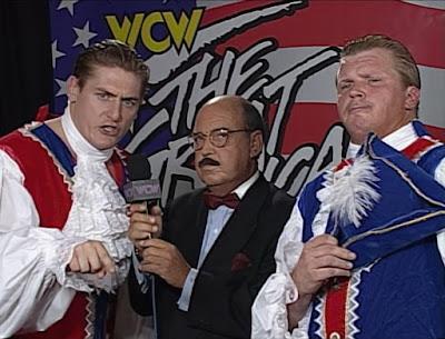 WCW's Blue Bloods