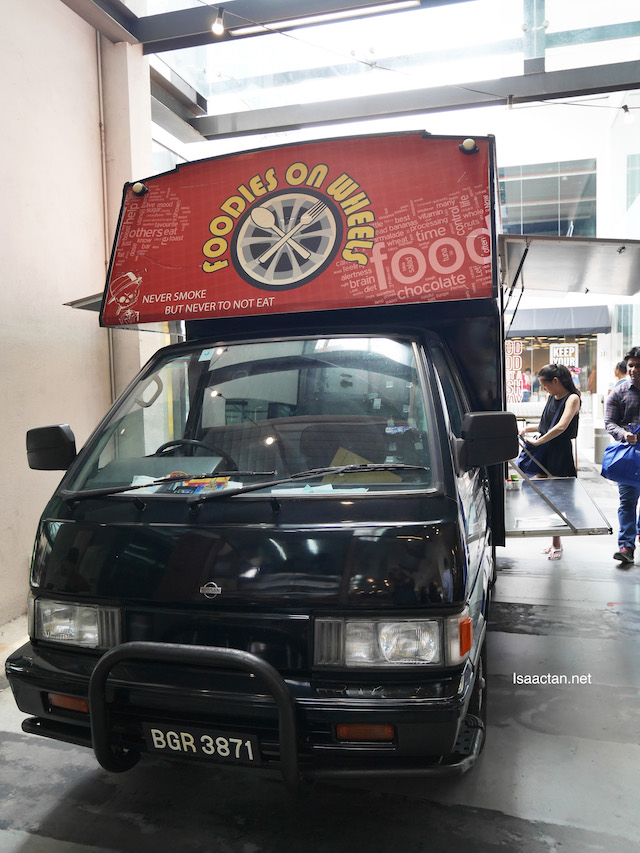 Foodies On Wheels