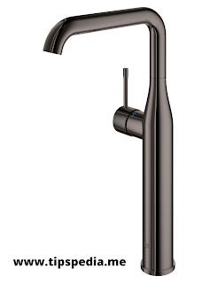 graphite bathroom faucet