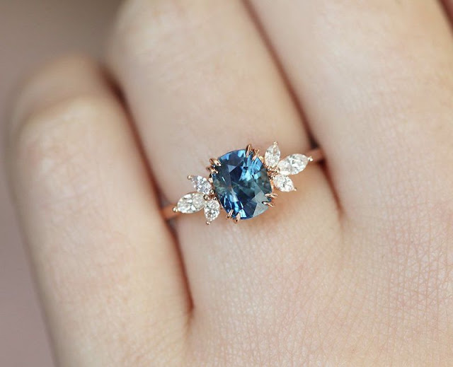 What Are Non Diamond Engagement Rings