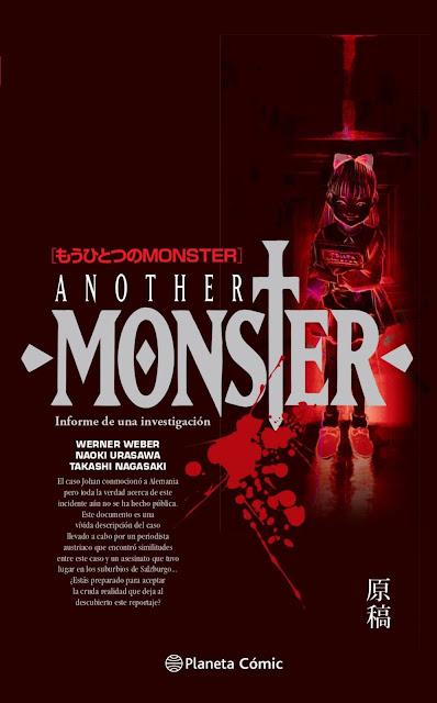 Reseña de Monster: Another Monster, de Naoki Urasawa