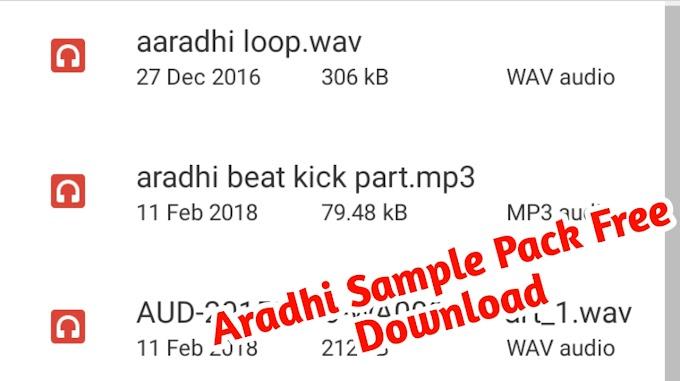 FL Studio Aradhi Sample Pack Free Download