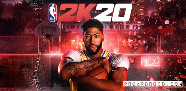 تحميل لعبة NBA 2K20 كاملة للأندرويد (اخر تحديث) logo