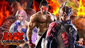 Download Tekken 6 Bloodline Rebellion Ppsspp Psp Compressed Iso
