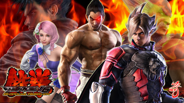Download Tekken 6 Bloodline Rebellion PPSSPP/PSP Compressed ISO Game for Android
