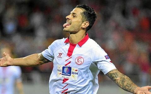 Vitolo đã chính thức không còn thuộc quyền sở hữu của Sevilla nữa.