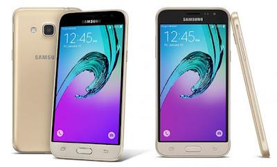Tarif Samsung Galaxy J3 (2016) Baru dan seken Desember 2016
