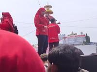 Saat Milad, Ketua Majelis Taklim Rachmat Hidayat: kita tetap bersatu