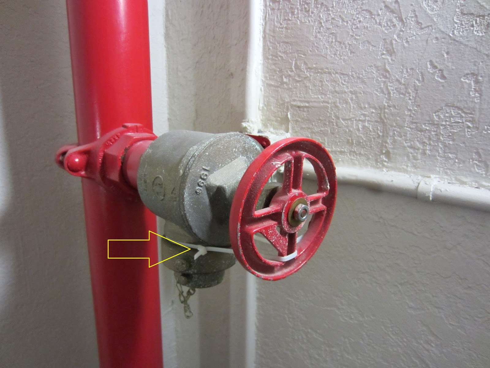 Fire Protection Deficiencies: On Standpipes