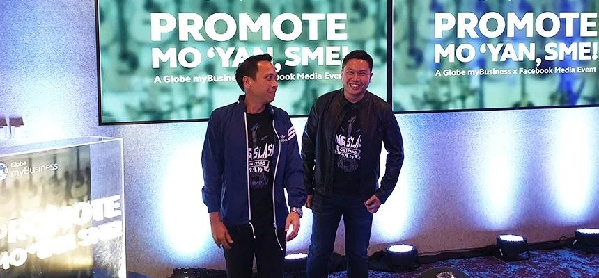 Globe myBusiness Credit-Card-Free Facebook Ads Platform for MSMEs