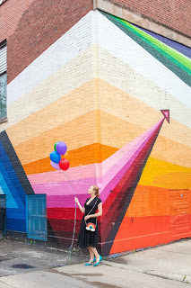 Colorful Wall Chicago