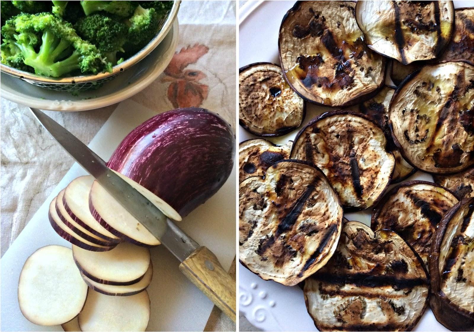 ricette vegetariane con melanzane