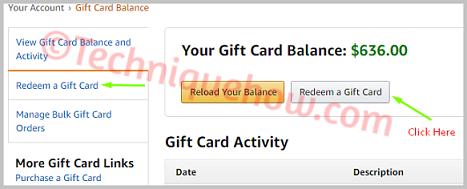 gift card check balance