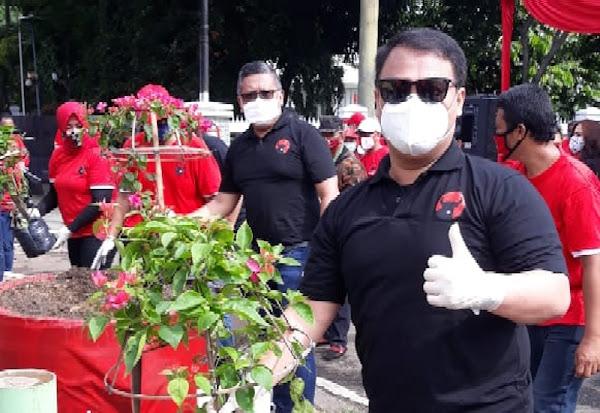 Ahmad Basarah: PDIP Semakin Kokoh Mengawal Negara Pancasila