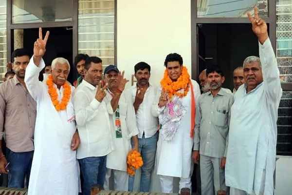 lsp-candidate-manoj-bhati-support-lalit-nagar-congress-tigaon