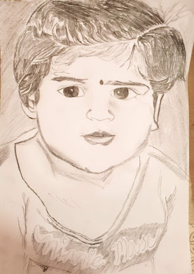 How To Learn To Draw Children Face Of All Ages Step By Step