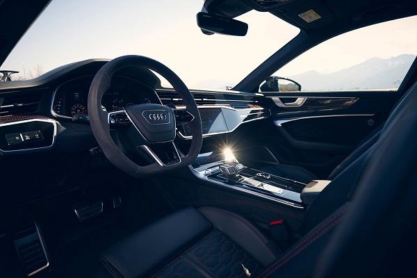Interior Audi RS 6 Avant Johann Abt Signature Edition