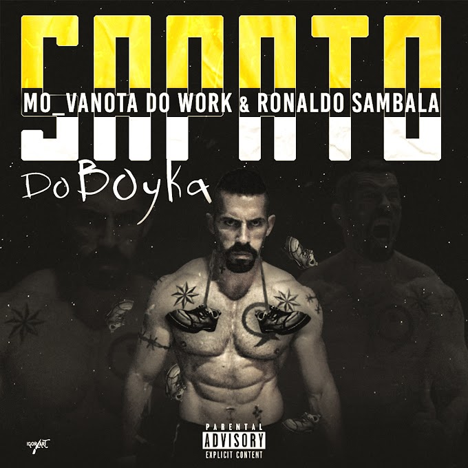 Ronaldo Sambala - Sapato do Boyka