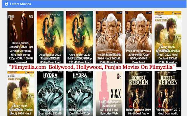 Filmyzilla.com 2020 | Filmyzilla Dubbed | Filmyzilla Bollywood Movies.