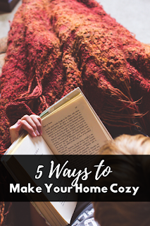 Learn how to make your home an inviting, cozy space this winter