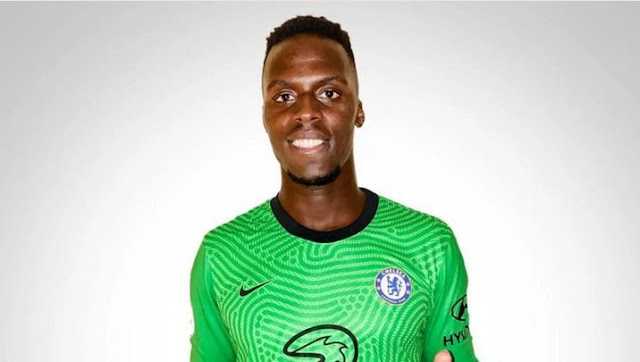 Chelsea Complete Signing Of Edouard Mendy