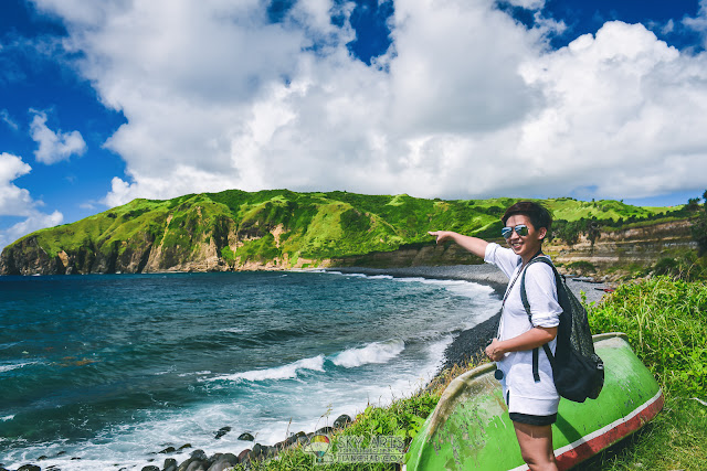 BATANES VALUGAN BOULDER BEACH
