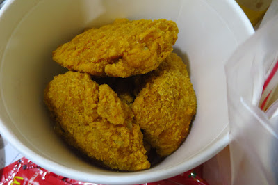 McDonald's, chicken mccrispy