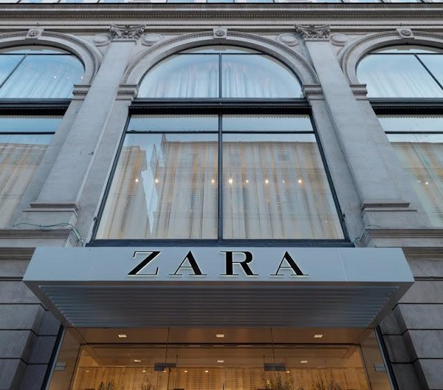 Loja Zara para comprar roupa em Roma