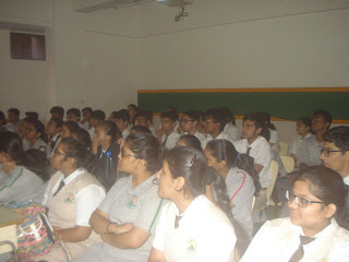 Career Guidance after 10th Seminar - City International School by Farzad Damania Career Nurturer Counselling