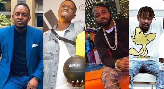 BATTLE OF RAPPERS!!! Between M.I Abaga, Vector, Ycee And Sinzu – Who Killed Mayorkun's Geng Remix?