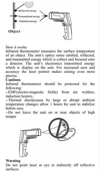 Cara Kerja Thermo Gun Medis
