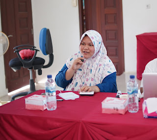 Helena Sari, Pemimpinan Redaksi Wasatha.com | (Dok. Wasatha.com)