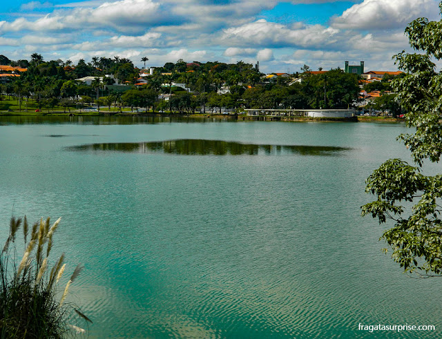 Casa do Baile e Lagoa da Pampulha, Belo Horizonte