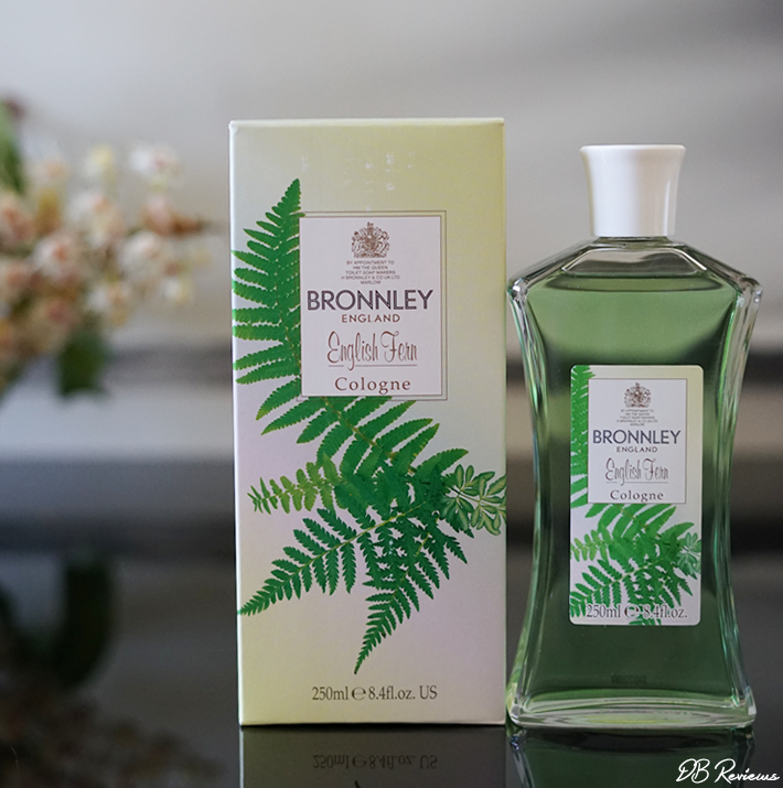 Bronnley English Fern Cologne