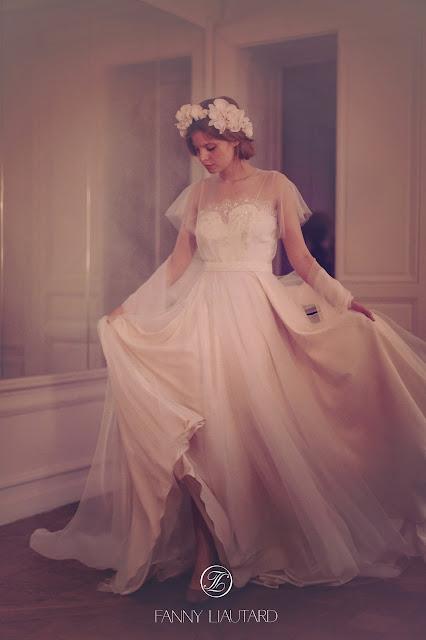 Fanny liautard collection robe de mariée créateur paris