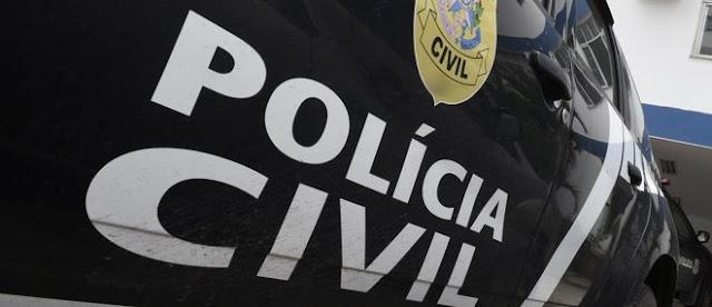 Polícia Civil prende principal praticante de furtos às residências de Águas de Jurema