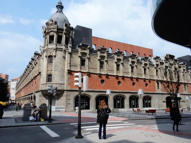 La Alhóndiga, Starck, Bilbao, España, Elisa N, Blog de Viajes, Lifestyle, Travel
