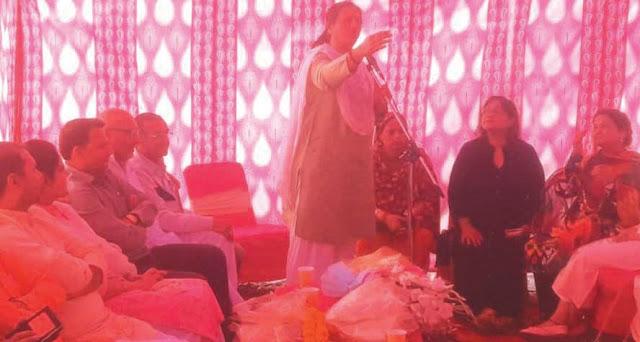 Badlhal MLA Sitakya's army colony rescues gratitude