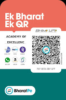 For Payment Through ANY UPI just Scan the Code below