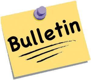 Department Exam Results -Bulletin